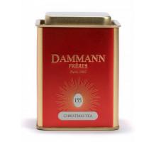 Dammann Christmas Tea - Рождественский (черный)