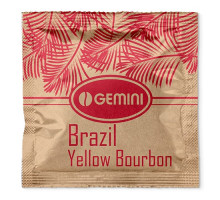 Кофе в чалде Gemini Brazil Yellow Bourbon