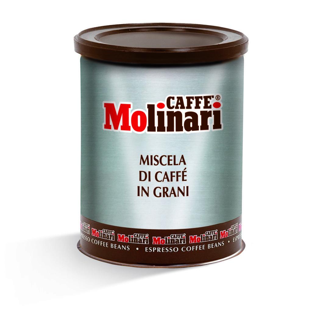 Кофе в зернах Molinari Cinque Stelle