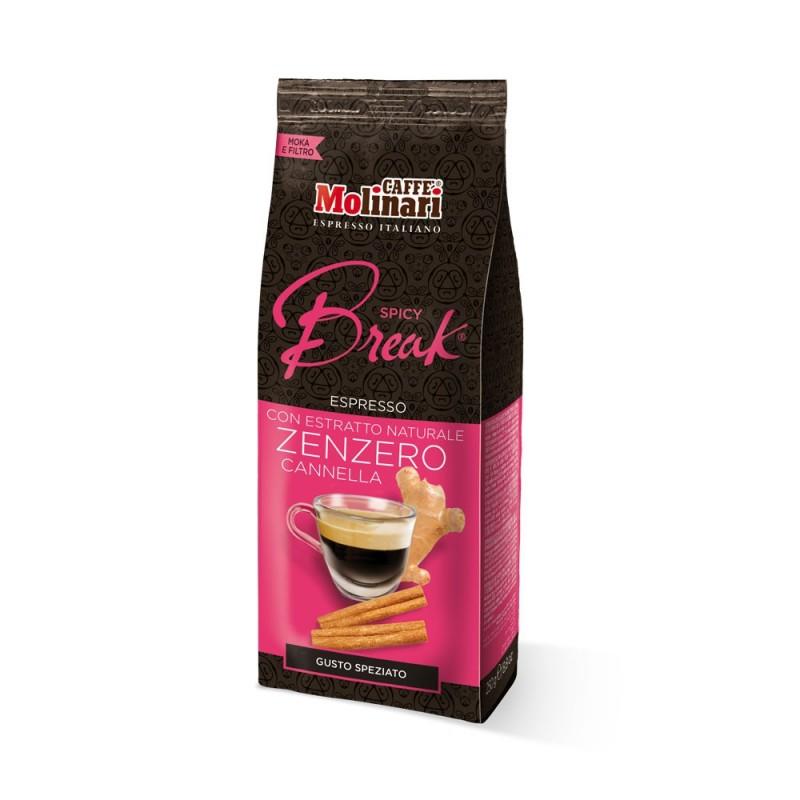 Кофе молотый Molinari Spicy Break