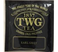 Чай TWG Earl Grey - Эрл Грей (100 пакетов по 2,5г)