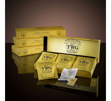 TWG Creme Caramel - Крем-карамель (15 пакетов по 2,5г)