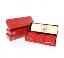 TWG Red Christmas - Красное Рождество (15 пакетов по 2,5г)