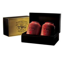 Чайный набор TWG Posh Red